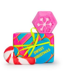 Sweet Christmas by Lush Fresh Handmade Cosmetics
