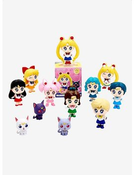 Funko Sailor Moon Mystery Minis Blind Box Figure Hot Topic Exclusive Variants by Hot Topic