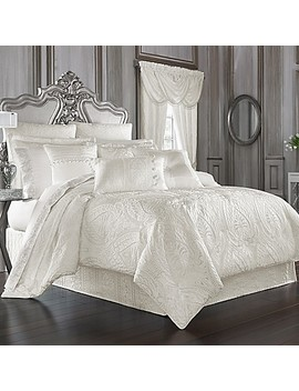 J. Queen New York™ Bianco Comforter Set by Bed Bath And Beyond