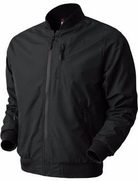 Mens Bomber Windbreaker Jacket Tech Lightweight Waterproof Hip Hop Casual by Ebay Seller