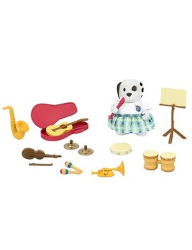 Li'l Woodzeez Themed Playset   Music by Li'L Woodzeez