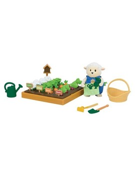 Li'l Woodzeez Themed Playset   Gardening by Li'L Woodzeez