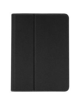 "Targus Versa Vu Signature 360° I Pad 9.7"" (2017/2018)/I Pad Air/I Pad Air 2/Pro 9.7"" Rotating Folio Case   Black by Best Buy"