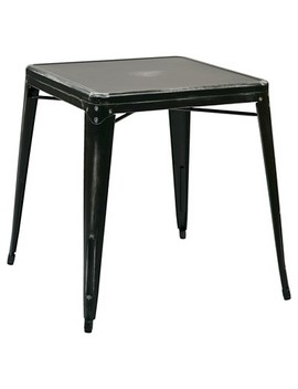 "Bristow Antique 30"" Table   Office Star by Office Star"