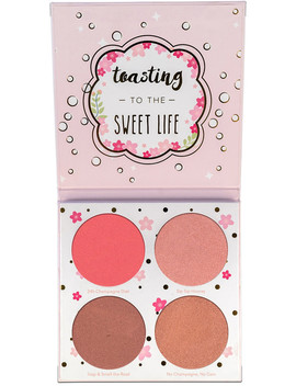 Cotton Candy Champagne Blush Palette by Beauty Bakerie