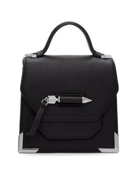 Black Mini Rubie Crossbody Bag by Mackage