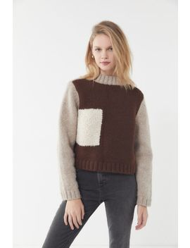 Kordal Studio Josef Wool Sweater by Kordal Studio