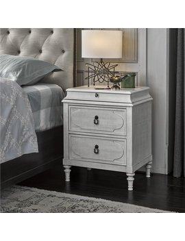 One Allium Way Vidar 3 Drawer Nightstand by One Allium Way
