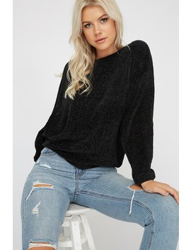 Chenille Dolman Sweater by Urban Planet
