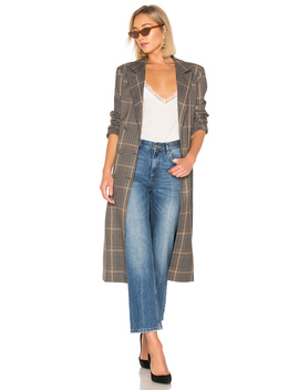Tove Wrap Coat by Lovers + Friends