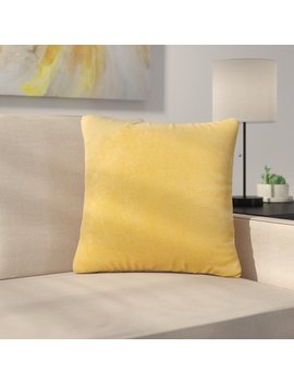 Mercury Row Throw Pillow & Reviews by Mercury Row