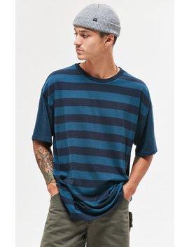 Pac Sun Archer Stripe Oversized T Shirt by Pacsun