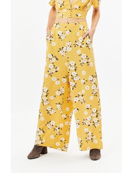 Mink Pink Summer Bloom Pants by Pacsun