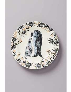Arctic Dessert Plate by Josie Shenoy