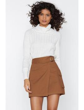 D Ring Utility Skirt by Nasty Gal