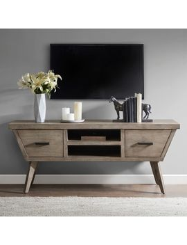 Madison Park Rachel Grey Media Credenza by Madison Park