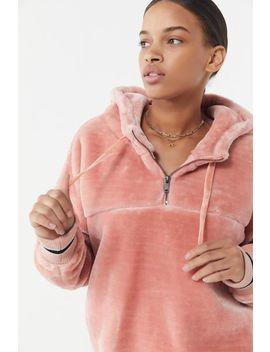 Ugg Kailani Sherpa Hoodie Sweatshirt by Ugg