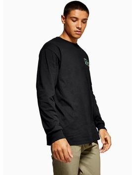 Black 'over And Over' T Shirt by Topman