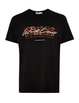 Black West Coat T Shirt by Topman