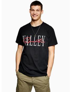 Black Vibe T Shirt by Topman