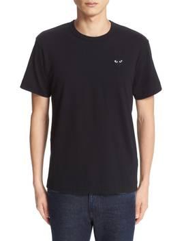 Logo Graphic T Shirt by Comme Des GarÇons Play