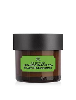 The Body Shop Japanese Matcha Tea Pollution Clearing Face Mask   75ml by Amazon