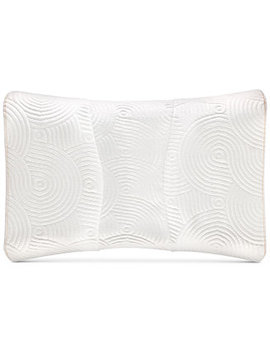 Dual Position Support Memory Foam Pillow by Tempur Pedic