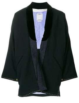 Visvim Dottera Coathome Men Visvim Clothing Single Breasted Coats by Visvim