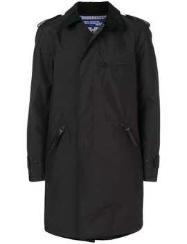 Junya Watanabe Ma Nzip Detailed Trench Coathome Men Junya Watanabe Man Clothing Trench Coats & Macs by Junya Watanabe Man