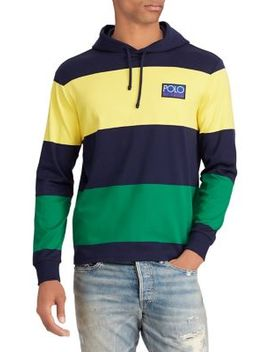 Hi Tech Classic Fit Hooded Tee by Polo Ralph Lauren