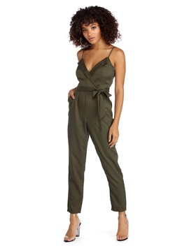 Own It Tapered Jumpsuit by Windsor