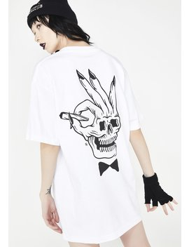 Ghostly Player Tee by Lurking Class