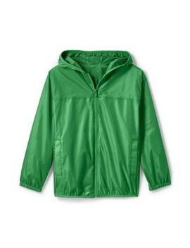 Toddler Kids Waterproof Rain Jacket by Lands' End