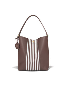 Limited Edition Hb Signature Stripe Hobo by Henri Bendel