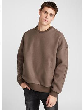 Felt Sweatshirt by Kollar