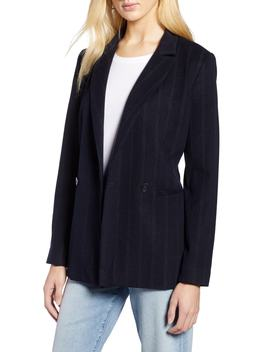 Stripe Suit Jacket by Halogen®