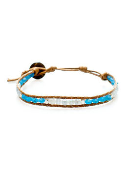 Lotus And Luna Come Up For Air Bracelet by Lotus And Luna