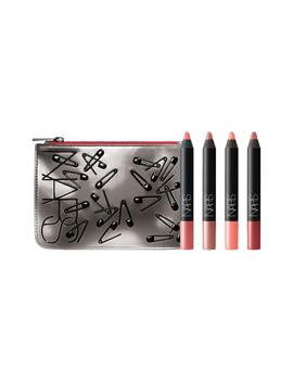 Ransom Velvet Matte Lip Pencil Set by Nars