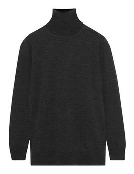 Mary Beth Wool Turtleneck Sweater by Iris & Ink