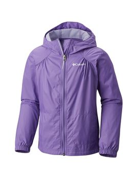 Switchback Rain Jacket   Toddler Girls' by Columbia