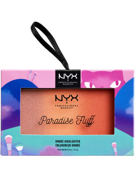 Sweet Custard Paradise Fluff Ombre Highlighter by Nyx Professional Makeup