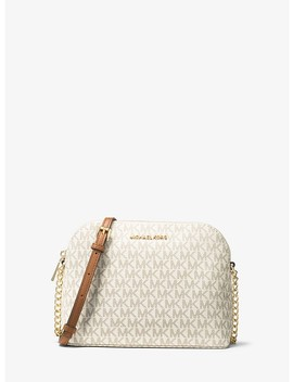 Cindy Logo Crossbody by Michael Michael Kors