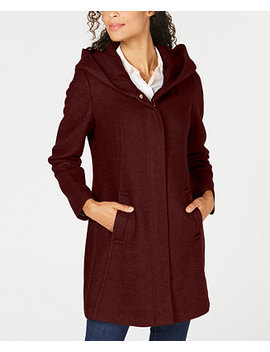 Hooded Coat by Cole Haan