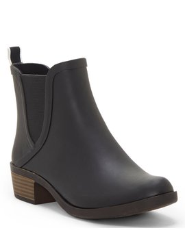 Basel H20 Chelsea Rain Booties by Lucky Brand