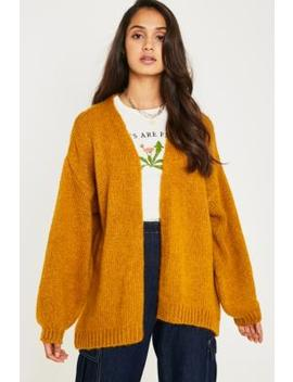 Uo Balloon Sleeve Cardigan by Urban Outfitters