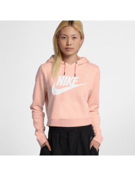 nike-rally-crop-hoodie by foot-locker