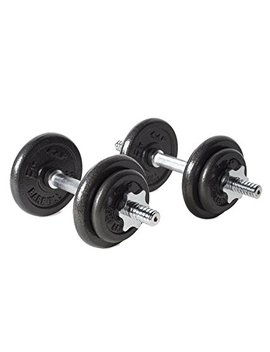 Cap Barbell Dumbbell Set, 40 Lb by Amazon