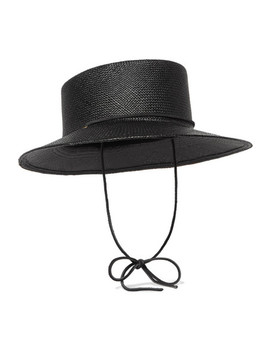 Telescope Straw Hat by Clyde