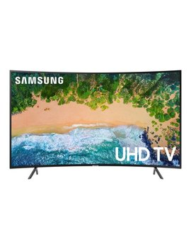 "Samsung 55"" Class Curved 4 K (2160 P) Ultra Hd Smart Led Tv Un55 Nu7300 Fxza (2018 Model) by Samsung"