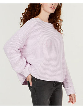 Millie Mozart Cotton Sweater by French Connection